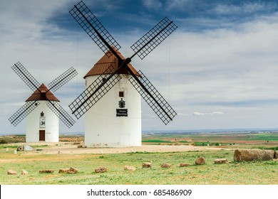 windmills of spain