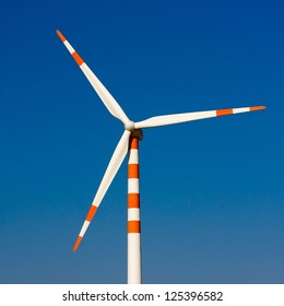Windmills  at Thar desert in Rajasthan, India