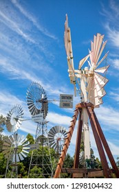 Windmills in Toowoomba, Queensland