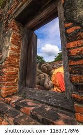 Window to buddha