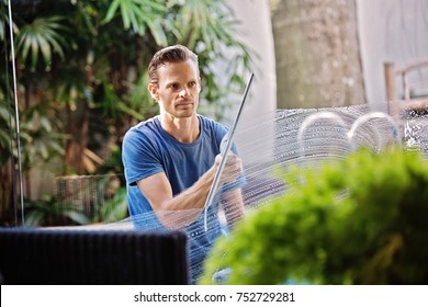 Window Cleaning Man