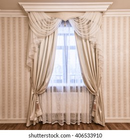 window decoration curtains