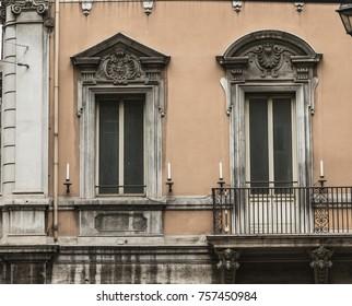 Window detail Rome