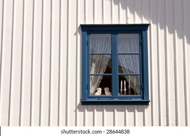 window detail, sweden