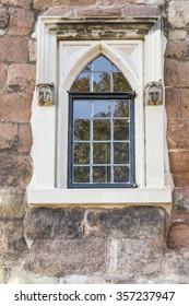 Window detail Tamworth Castle