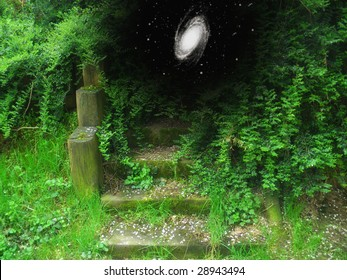 Window / Entrance in the Universe