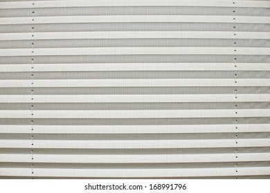 Window fabric blinds texture