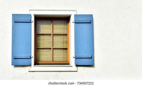 window frame wall
