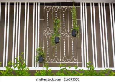 Window Grill Images, Stock Photos & Vectors | Shutterstock