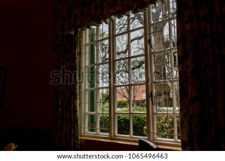 Window Looking Outside Stock Photo Edit Now 1065496463 Shutterstock