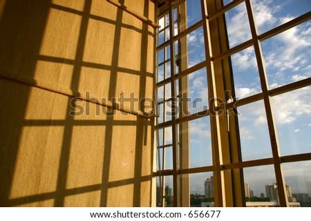Window Looking Outside Stock Photo Edit Now 656677 Shutterstock