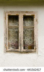 Window on the old house