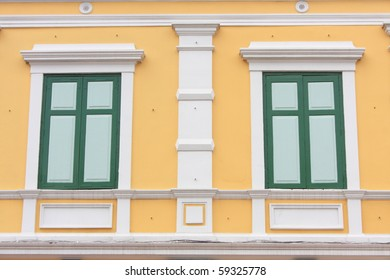 window Pattern Arch