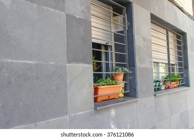 window from residential home