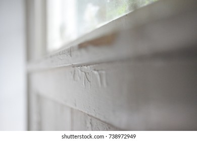 Window Sill Paint