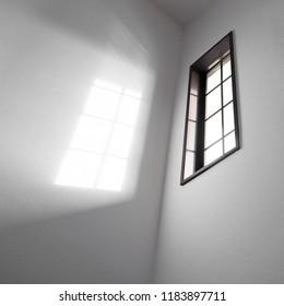 window wall sunlight