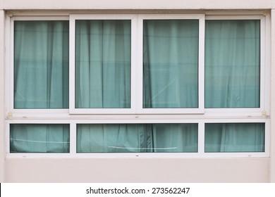 windows aluminum for retouch