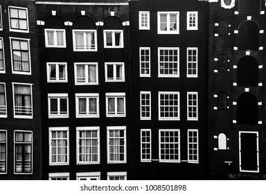 Windows of Amsterdam