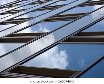 Windows with Clouds