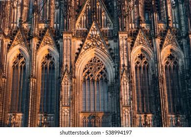 Fenster des Kölner Doms