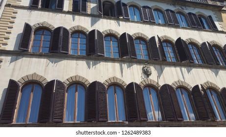 Windows, Florance Italy