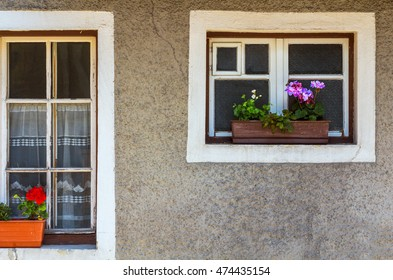 windows in north italy