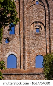 The windows of an old medieval monastery at Pirita, Estonia. The monastery was for both munks and nuns. It was burnt down by the troops of Ivan the Terrible in 1575.