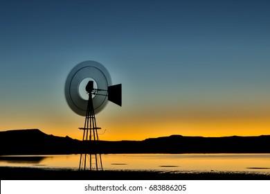 Wind-pump
