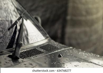 windscreen wiper