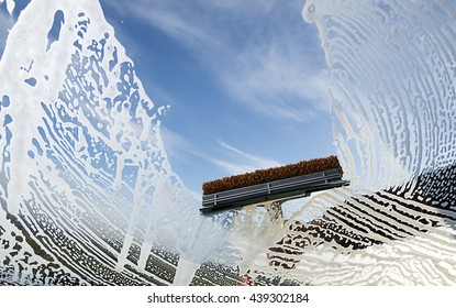 Windshield Washing