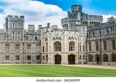 Windsor castle, London, England, UK