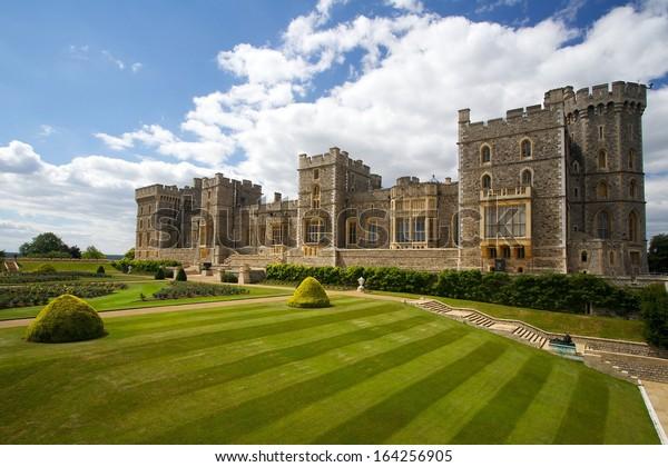 Château de Windsor près de Londres, Royaume-Uni