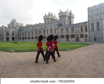 Windsor castle parade