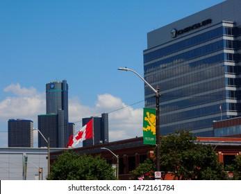 General Motors Headquarters Images, Stock Photos & Vectors