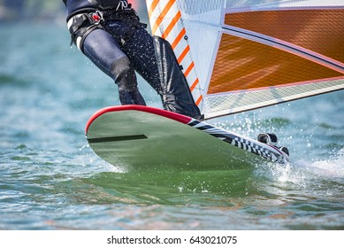 Windsurfing details