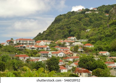Windwardside, Saba, N.A.