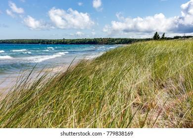 Windy Coast of Lake Superior
