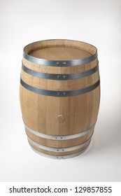 Wine barrel. Made of French oak.