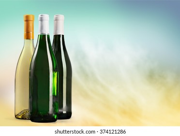 Wine Bottle.