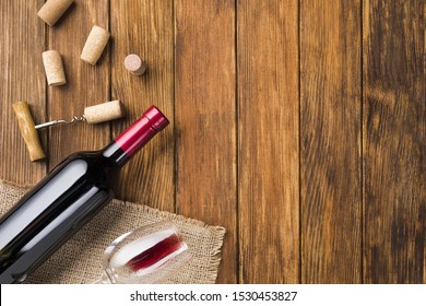 Wine bottle accessories for a good beverage