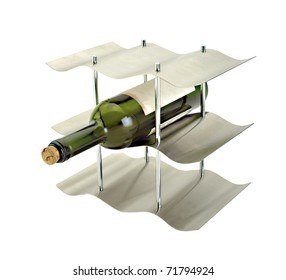 Stainless Steel Wine Rack Images Stock Photos Vectors Shutterstock