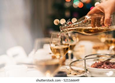 Wine for Christmas dinner