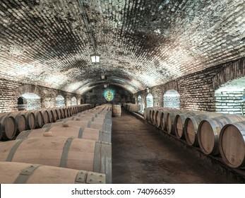 wine destilery in one of chilean biggest vineyard
