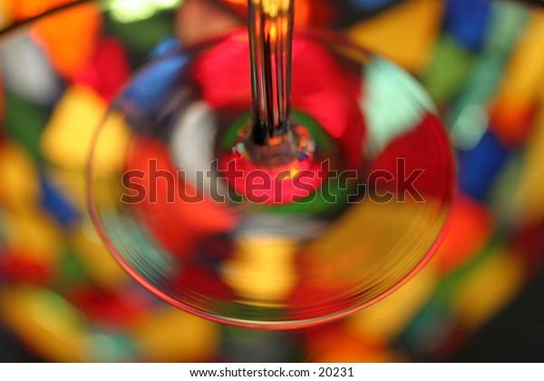 Wine Glass Stem