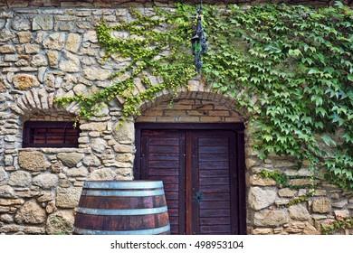 wine house, austria