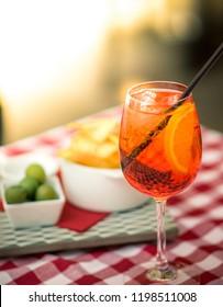 wine Italian aperitif