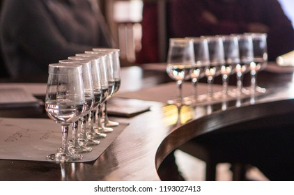Wine panel test