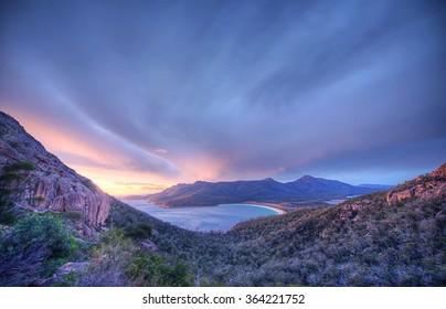 Wineglass Bay - Shutterstock ID 364221752