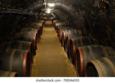 Winne cellars Porto or Eger in Hungary