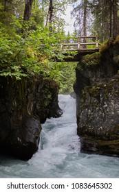 Winner Creek, Girdwood, Alaska